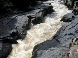 Fluss Magdalen Kolumbien