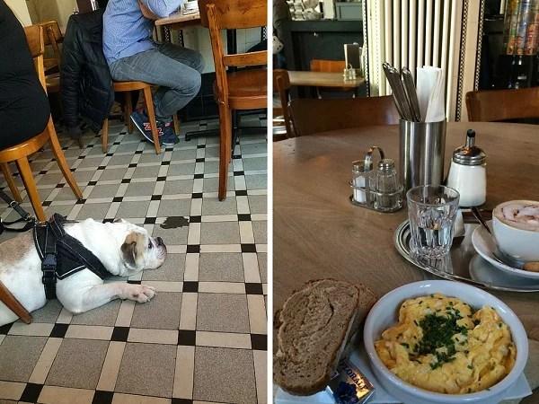 Frühstück im Kafischnaps