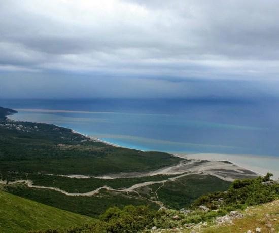 Reisetipp Llogara Pass Albanien