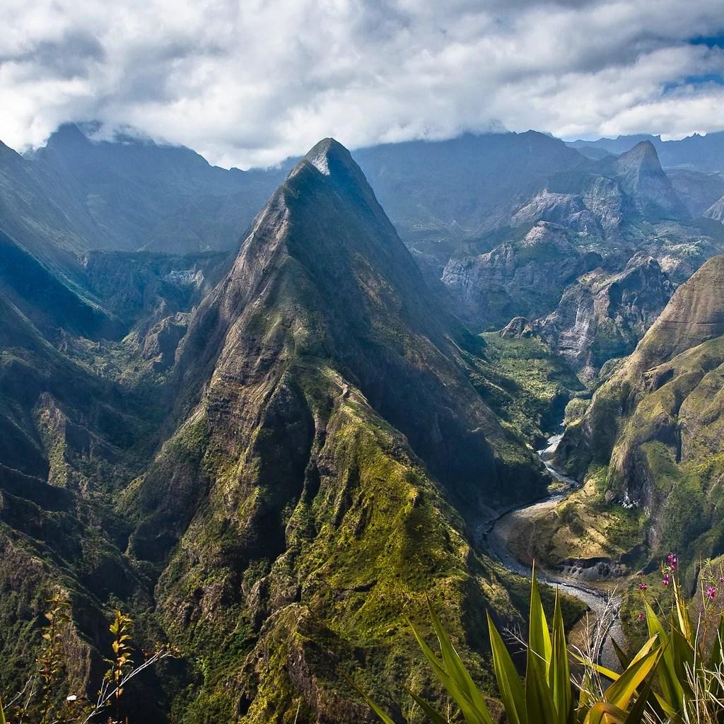 Insel La Réunion