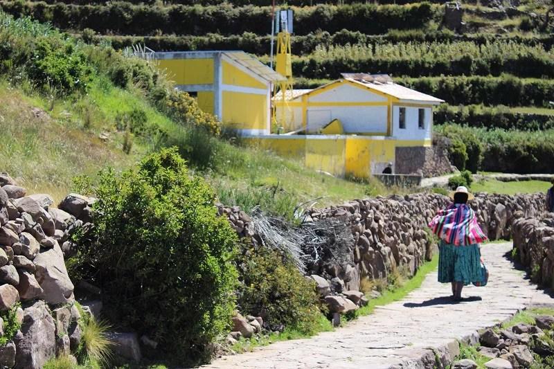 Atemlos - Wanderung über die Insel Taquile