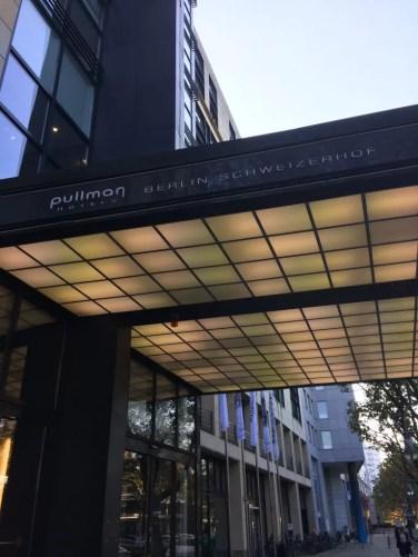 Pullman Schweizerhof Berlin