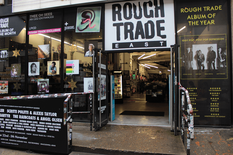 rough trade east london