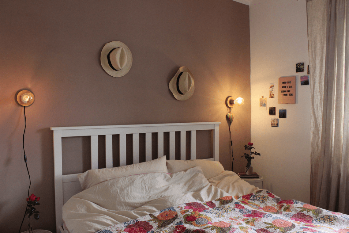 Schlafzimmer Update