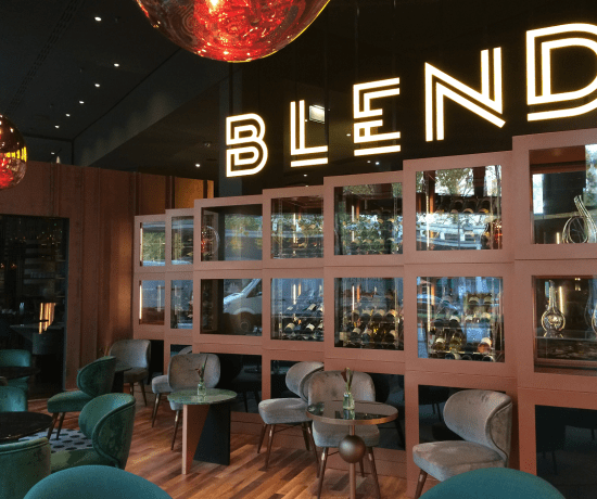 Blend Berlin Kitchen and Bar