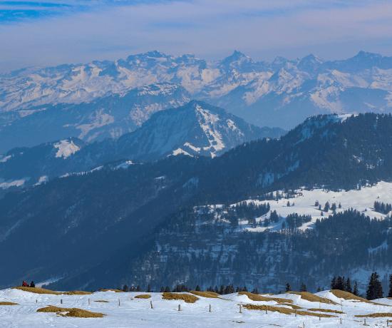 Schweiz Tagesausflug Rigi