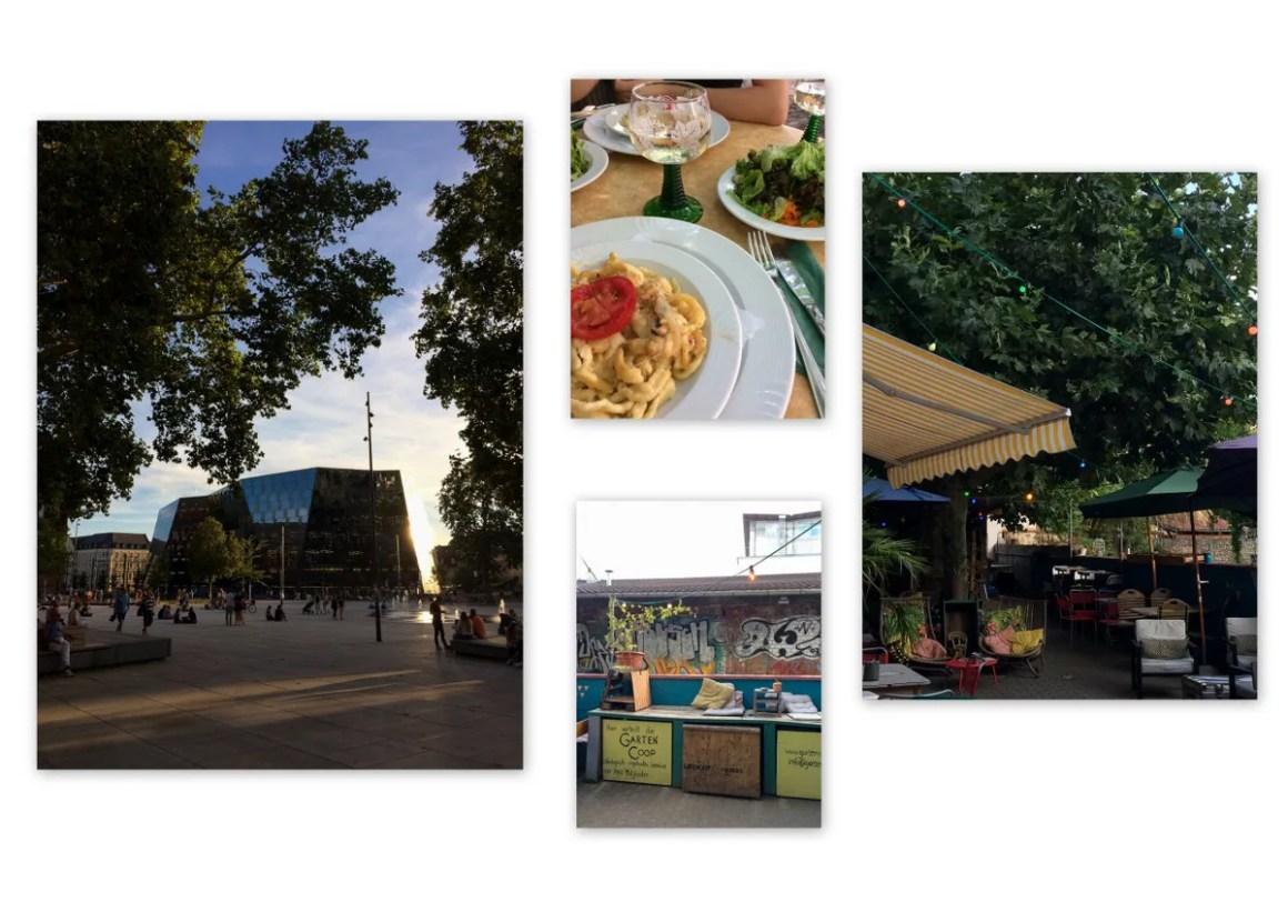 Tips van Freiburg Eten en drinken Winkelen