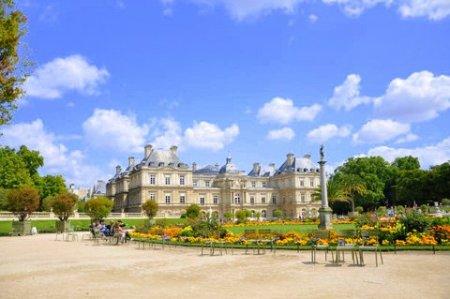 Luxembourg Bahçesi