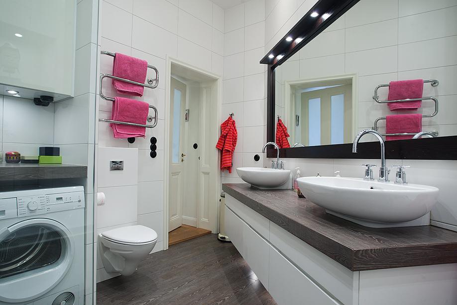 Cuartos de baño con lavadora - Blog tienda decoración ...