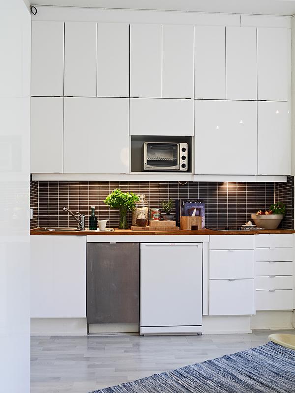 Decoración de un pequeño piso de 31m²   blog decoración estilo ...