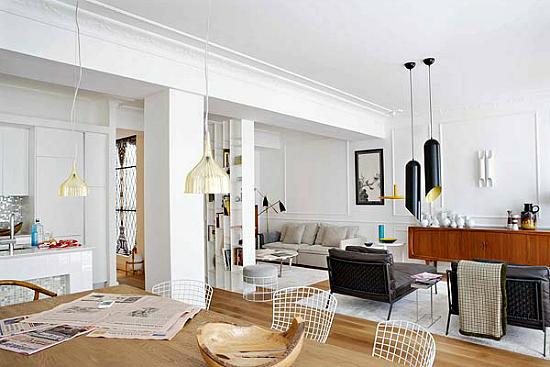 iconos del diseño escandinavo en una casa en san sebastián - blog ... - Muebles Diseno Nordico
