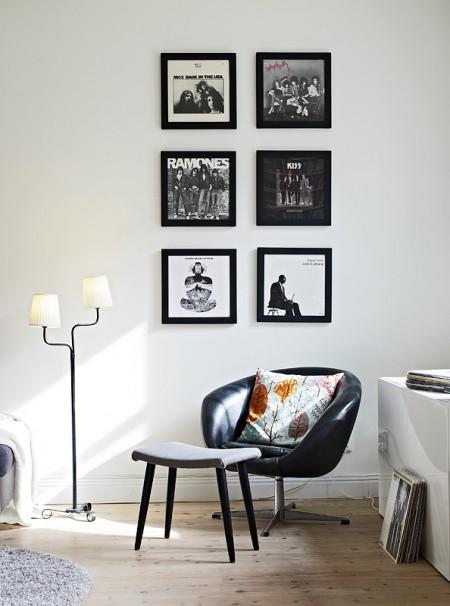Mueble bajo en el sal n blog tienda decoraci n estilo for Mueble nordico salon