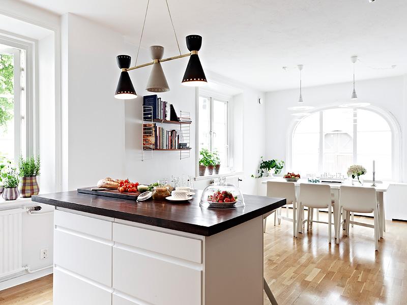 Distribuci n de pisos espa oles y n rdicos blog tienda - Decoracion pisos modernos ...