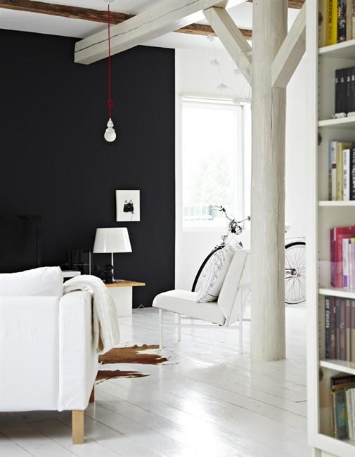 Decoraci n minimalista y ordenada blog tienda decoraci n - Decoracion salon minimalista ...