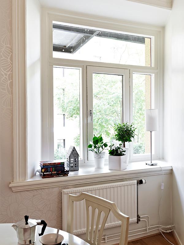 Un piso peque o en colores neutros blog tienda for Decorar piso pequeno estilo nordico