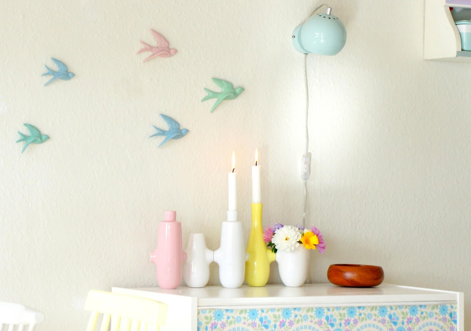 Decoraci n femenina en colores pastel blog tienda for Decoracion hogar 2012