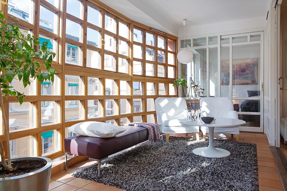 Reformar el balcón en un salón luminoso - Blog decoración estilo ...