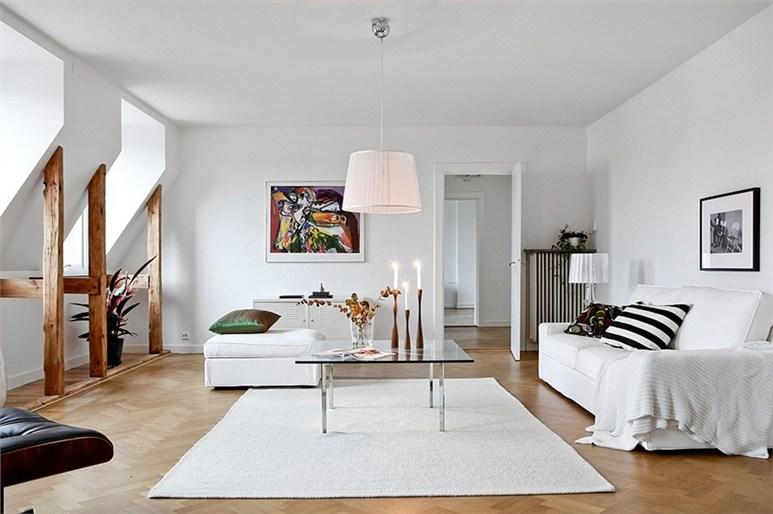 Vigas de madera y clásicos contemporáneos - Blog decoración estilo ...