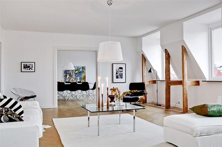 Vigas de madera y clásicos contemporáneos - Blog tienda decoración ...