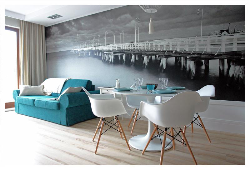 Decoración elegante en una planta difícil - Blog decoración estilo ...
