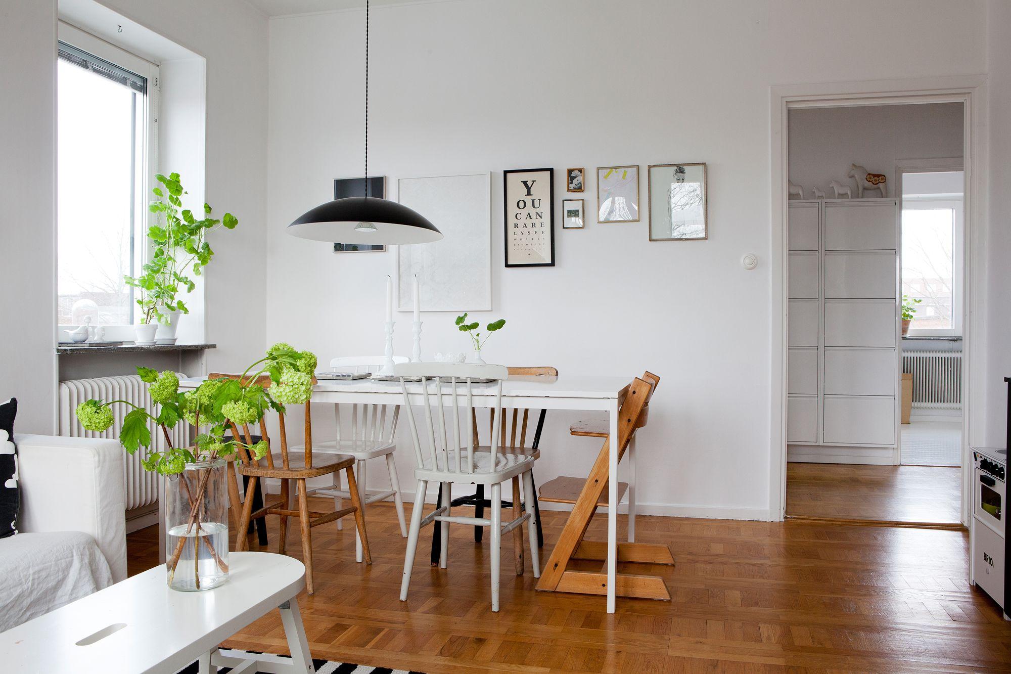 Vidas Modernas En Pisos Antiguos Blog Tienda Decoraci N Estilo  ~ Decorar Apartamento Pequeño Ikea