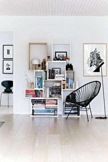 La casa de una fot grafa de interiores blog tienda - Silla nordica ikea ...