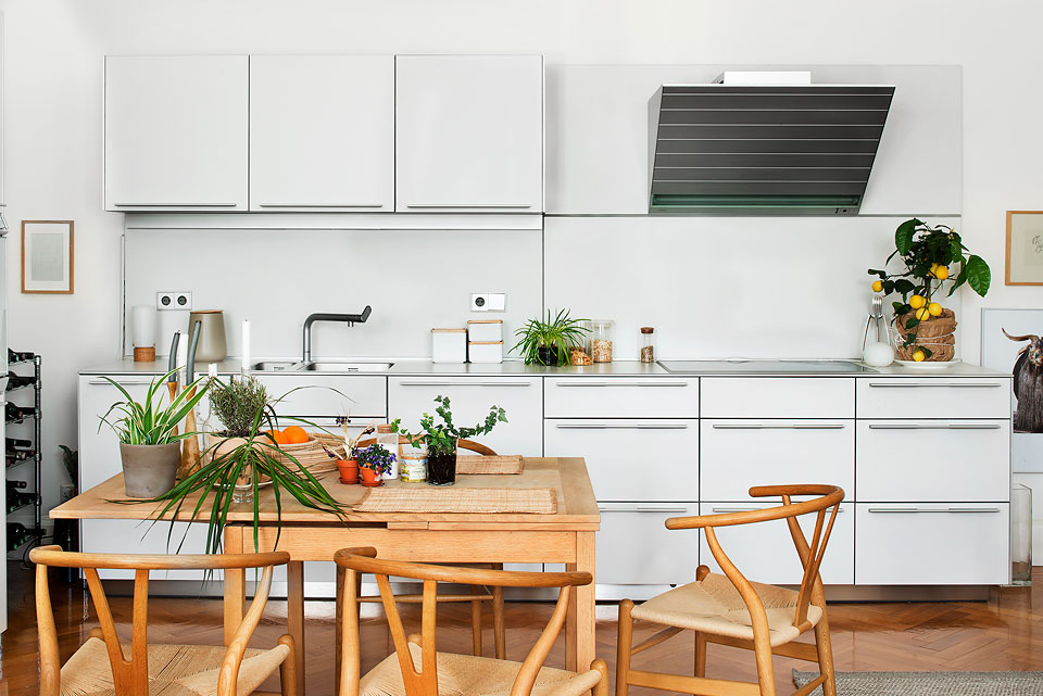 Un piso n rdico con mucho estilo y di fano blog tienda for Piso estilo nordico