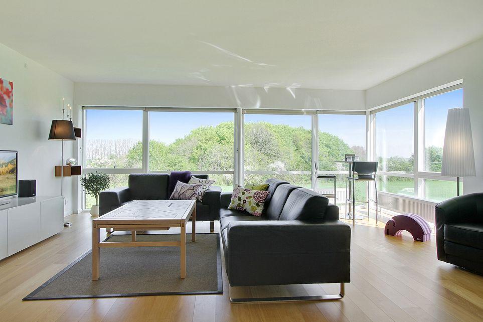 Moderna villa danesa de tres pisos blog tienda for Decoracion danesa