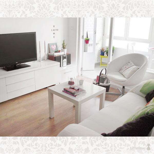 La casa de laura blog tienda decoraci n estilo n rdico for Decoracion piso pequeno ikea