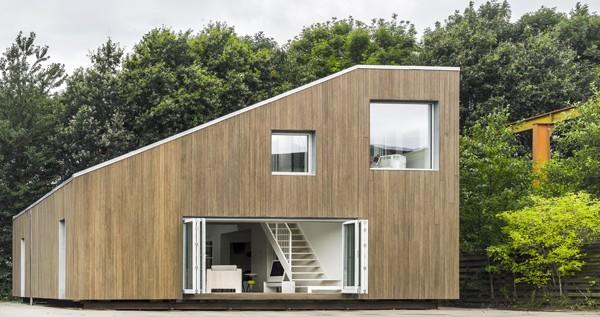world flex home sistema modular casa contenedores super casa hecha con contenedores martimos diseo nrdico arquitectura - Casa Contenedor Maritimo