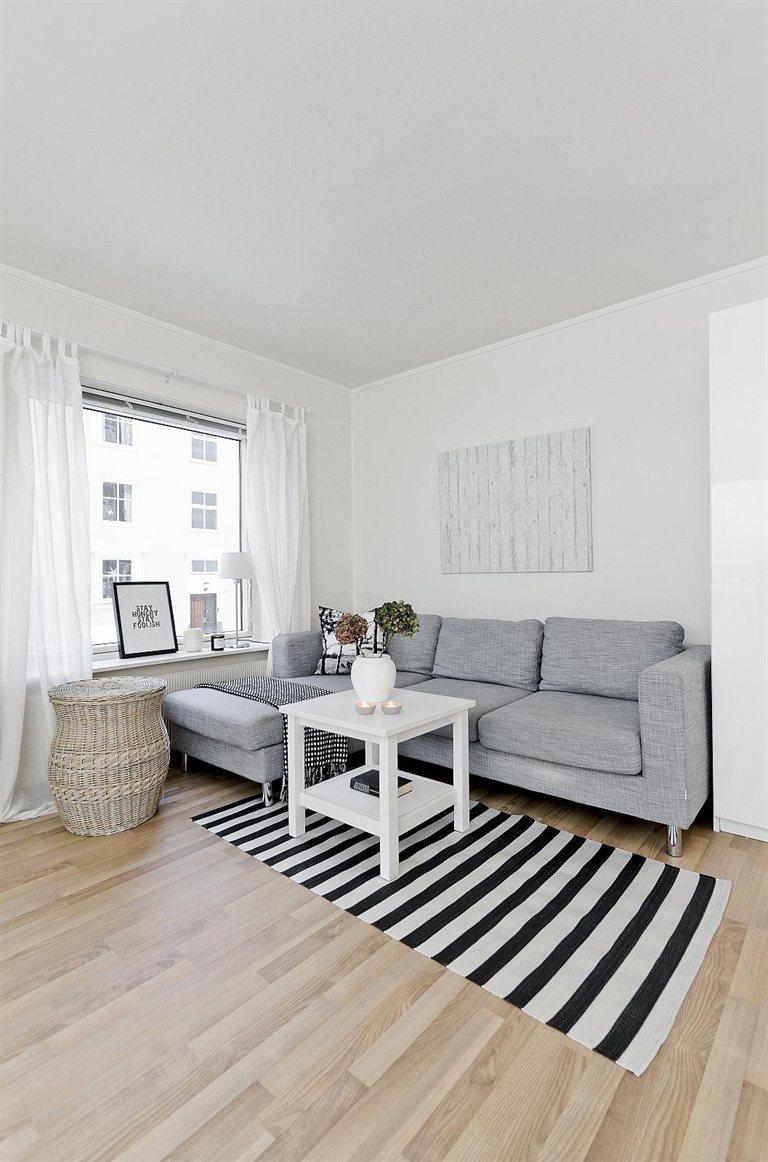 Estudio De 31m Decorado Con Mucho Estilo Blog Tienda Decoraci N  ~ Decorar Habitacion Estudio Ikea