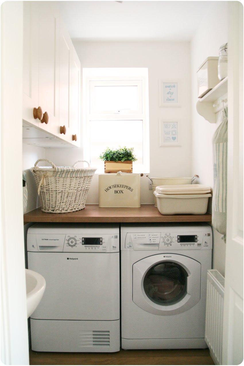Quedamos en la lavander a blog tienda decoraci n for Lavaderos modernos para ropa