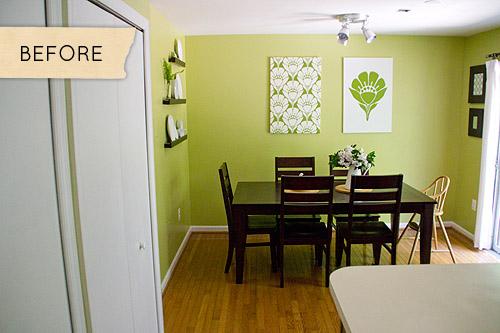 Antes despu s una cocina moderna y fresca blog tienda decoraci n estilo n rdico delikatissen - Pinturas de cocina ...