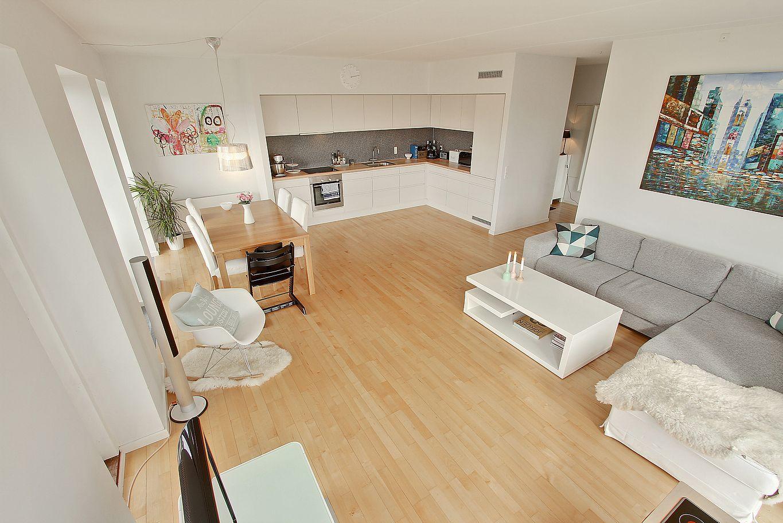 Piso n rdico sencillo y luminoso blog tienda decoraci n for Muebles piso completo ikea