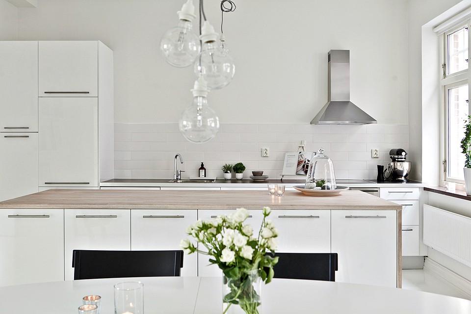 "El ""open concept"" está de moda   blog decoración estilo nórdico ..."