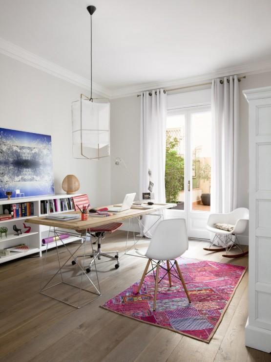 suelos de madera reforma estilo nórdico puro estilo escandinavo muebles de diseño estilo nórdico barcelona estilo nórdico estilo escandinavo nórdico en españa carpintería blanca pared gris blog decoración interiores nórdicos