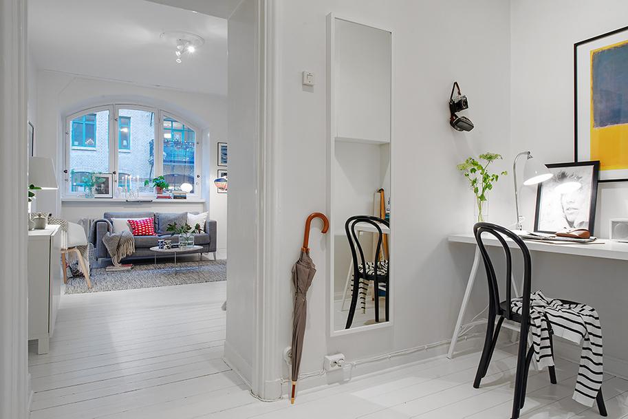 reformas suelo madera blanco paredes y suelo de madera blanco decoracin nrdica escandinava decoracin interiores pequeos