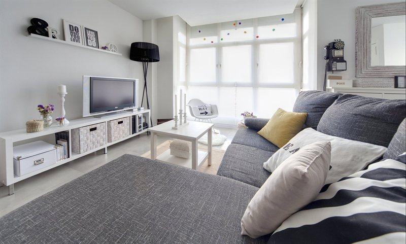 Estilo escandinavo en valencia blog tienda decoraci n - Piso estilo nordico ...