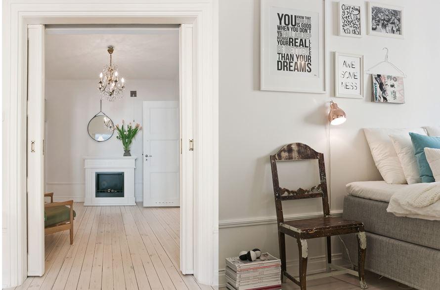 Ideas deco para un piso n rdico peque o blog tienda - Decorador de interiores ikea ...