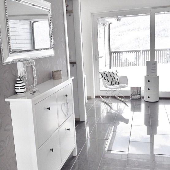 Preciosa casa n rdica en noruega blog decoraci n estilo for Entradas de casa ikea