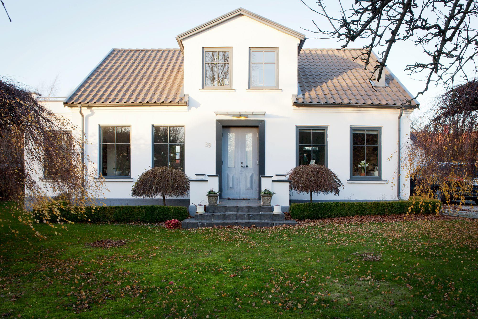 Las casas n rdicas modernas y el espacio blog tienda - Casas de madera nordicas ...