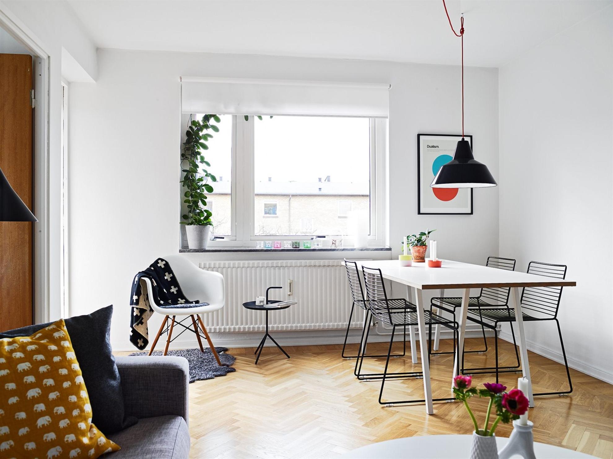 decoracion de living comedor en espacios pequeos muebles ligeros para ganar espacio visual blog decoracin