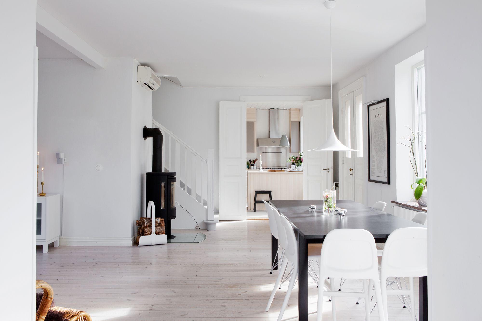 Las casas n rdicas modernas y el espacio blog tienda for Decoracion de viviendas modernas