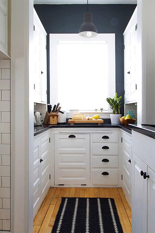 Antes despu s reforma de una cocina con pintura blog for Reforma cocina barata
