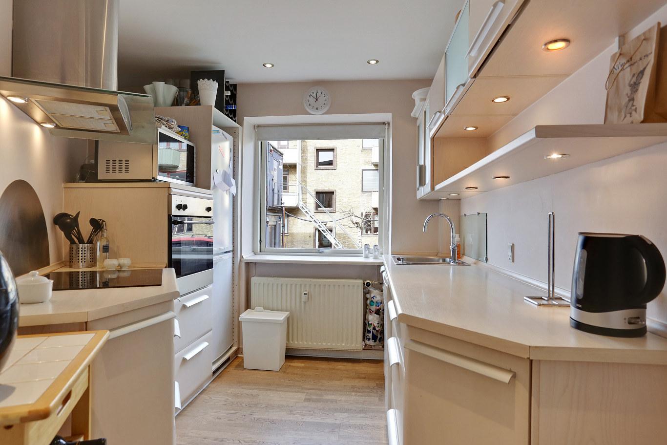 La realidad de los pisos peque os en los pa ses n rdicos for Decoracion de apartamentos pequenos 2016