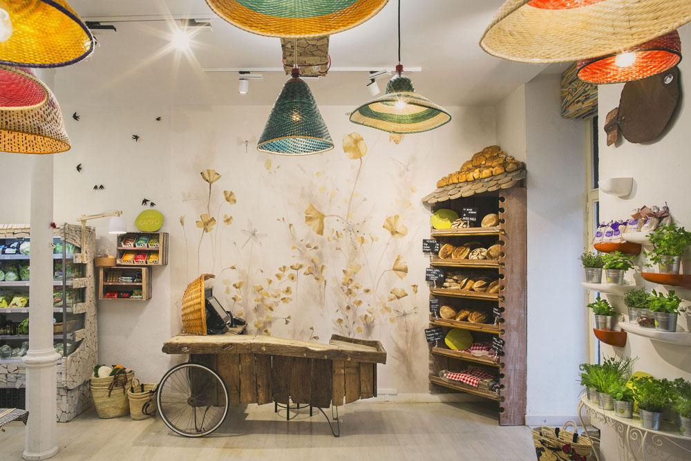 Mama campo madrid restaurante y alimentaci n ecol gica - Decoracion de interiores madrid ...