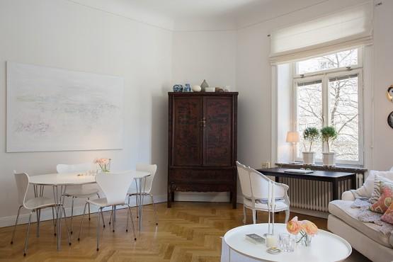 68 m sin pasillos blog tienda decoraci n estilo n rdico for Decoracion nordica pisos pequenos