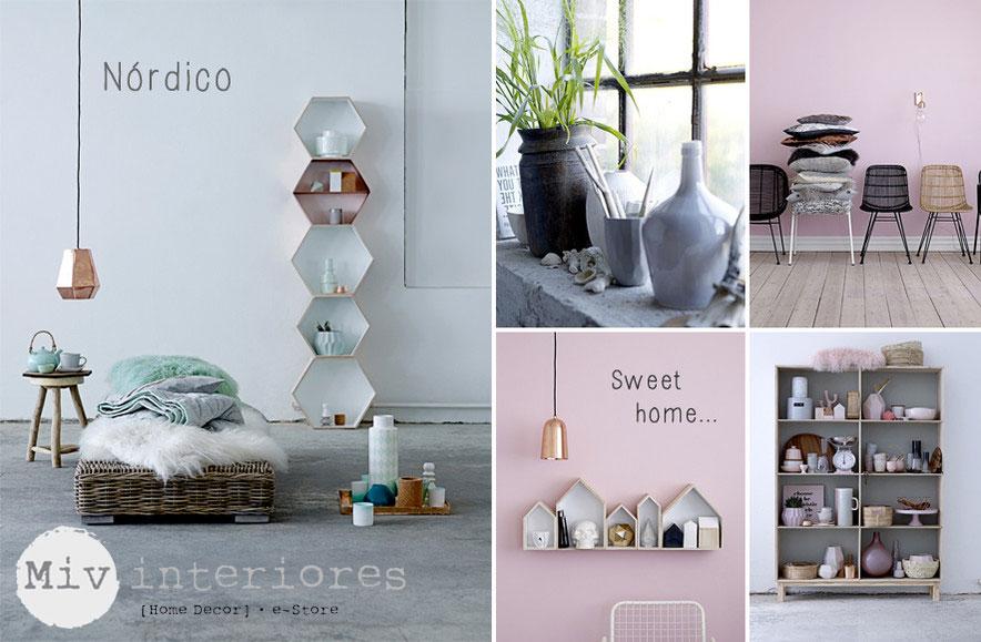 Miv interiores muebles y accesorios de estilo vintage Accesorios para decorar interiores