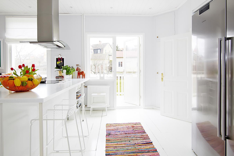 La cocina es lo importante blog tienda decoraci n estilo - Cocinas pequenas con peninsula ...