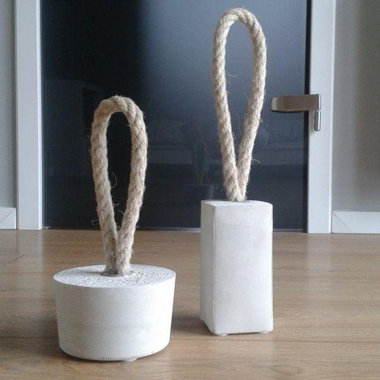 Diy accesorios para el hogar y jard n hechos con cemento for Decoracion de interiores para el hogar
